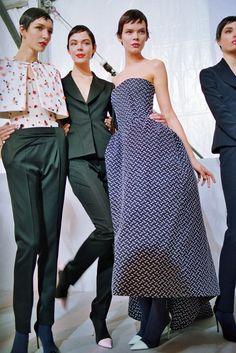 Raf Simons for Christian Dior Haute Couture, Spring 2013.