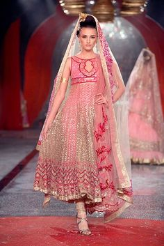 Suneet Verma is one of my favourite Indian couture designers.
