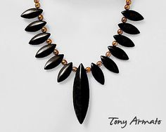 SPEAR & DAGGER Necklace with Free Shipping and by TonyArmato, $88.00