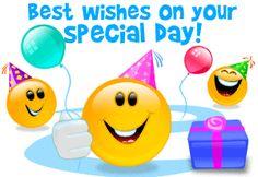 48 Best Emojis Happy Birthday Images