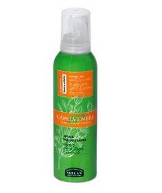 Helan Capelvenere Volumizing Hair Foam - http://essential-organic.com/helan-capelvenere-volumizing-hair-foam/