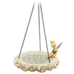 Tinker Bell Birdbath or Birdfeeder by Jim Shore - Item No. 6811101040138P, $69.50