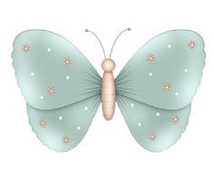Mariposas y flores baby shower - Imagenes y dibujos para imprimirTodo en imagenes y dibujos
