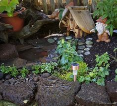 """MAKING A GARDEN TOAD HABITAT     In the last couple Spring seasons I have made articles about inviting """"garden friends"""" into our yards, on..."""