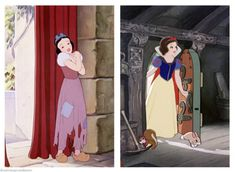 Photo of Disney Princess Wardrobes: Snow White for fans of Disney Princess. Snow White Outfits, Disney Princess Snow White, Snow White Disney, Walt Disney, Disney Art, Disney Dream, Disney Love, Disney Stuff, Disney And Dreamworks