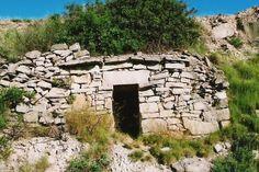 Barraca de pedra seca http://www.panoramio.com/photo/93213827