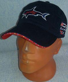 Paul+&+Shark+Style+Sport+Baseball+Cap+New+Hat+Adjustable+Navy+#002