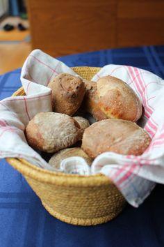 Breakfast Overnight Rolls Raw Potato, Sweet Potato, Pretzel Bites, Avocado, Rolls, Yummy Food, Bread, Breakfast, Healthy
