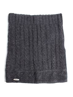 WOMEN's CABLE-KNIT SKIRT