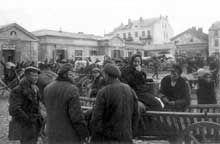Sokolow Podlaski: dans le ghetto en 1941