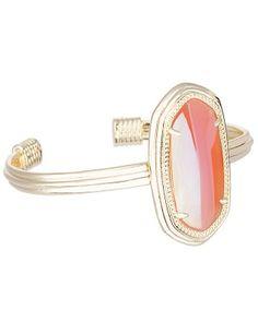 Graham Bracelet in Iridescent Tangerine - Kendra Scott Jewelry. Coming soon!