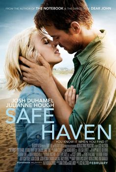 Safe Haven, my favorite book of all time!