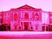 Bayreuth zur Festspielzeit