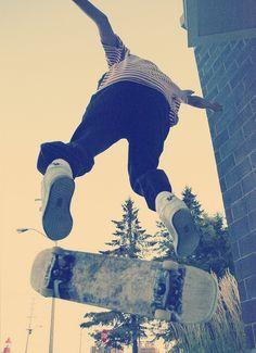 """""""skate"""" moda de muchos , pasión de pocos ."""
