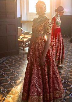 By designer Sabyasachi Mukherjee. Bridelan- Personal shopper & style…