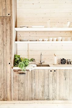 Step inside this 1900s modern farmhouse in Sweden with an eco-friendly twist. It has all the minimalist design features with a warmth we can't resist.