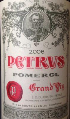 2006 Pétrus