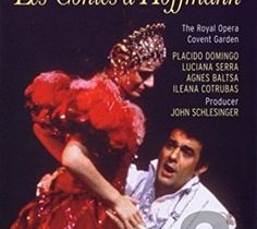 Jacques Offenbach – Les Contes d'Hoffmann (The Royal Opera House): Record Label: Nvc Arts Catalog#: 0630193922 Country Of Release: NLD Cet…
