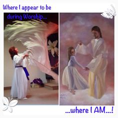Where Worship takes me