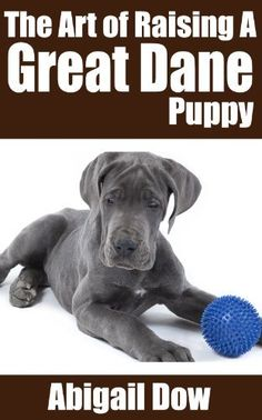 The Art of Raising a Great Dane Puppy: From Puppyhood to Adult Dog (The Art of Raising Puppies From Puppyhood to Adult Dog) by Abigail Dow, http://www.amazon.com/dp/B00GUAEIDE/ #GreatDane #Puppy #Love