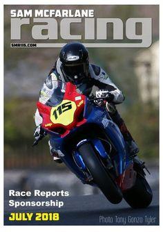 Sam Mcfarlane News: Racing news and sponsorship details for Sam Mcfarlane Racing Racing News