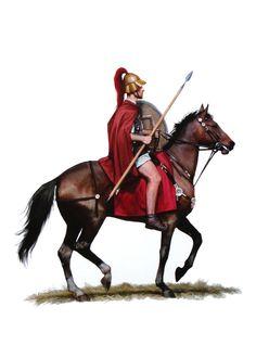 Римский всадник, III век до н.э.