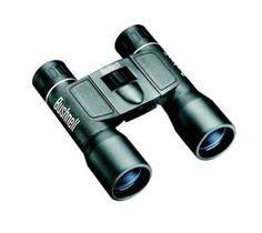 Bushnell PowerView Extra  Binoculars 10x32mm Case Neckstrap Lenscloth New…