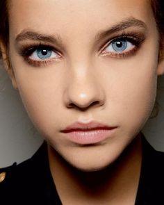 copper eyes spring makeup