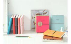 2014 Agenda Diary Small Undated Daily Hand Journal Planner Scheduler -livework | eBay