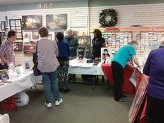 "Author D.K. Ogans at Vine & Branches ""Meet The Authors Open House"", Lodi Ca.  Visit http://www.amazon.com/DeBorrah-K.-Ogans/e/B002NWLJ1M for more information about The Enchanting Legends Of Shiloh Mansion."
