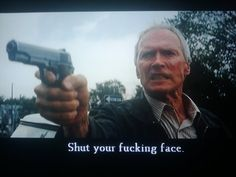 Grand Torino, Me Tv, Documentary Film, Film Stills, Great Movies, Thought Provoking, Cali, Documentaries, Quotes