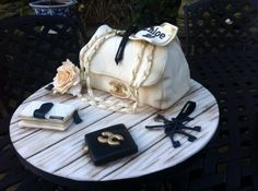 Coco Chanel Bag and accessories