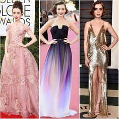 """7,992 Likes, 30 Comments - @redcarpetman on Instagram: """"RedCarpetMan Wishes Lily Collins a Happy Birthday! ________________________________________ Lily…"""""""