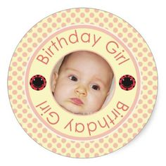 Shop Cute Birthday Girl Pink Polka Dots Photo Stickers created by goodmoments. Polka Dot Birthday, 12th Birthday, Man Birthday, Birthday Party Outfits, Birthday Crafts, Birthday Girl Quotes, Birthday Gifts For Grandma, Pink Polka Dots, Diy For Teens