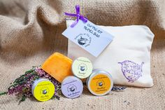 On The Fly - Travel Bag — Naturally at the Wrens Nest Fly Travel, Travel Bag, Small Bars, Whipped Body Butter, Foot Cream, Facial Cream, Healthy Skin Care, Shampoo Bar, Massage Oil