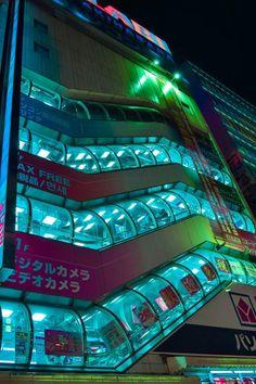 Aesthetic Japan, Neon Aesthetic, Night Aesthetic, Japanese Aesthetic, Aesthetic Photo, Aesthetic Pictures, Japan Technology, Night City, Cyberpunk