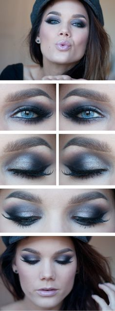 Sat.Oct.26/13, LINDA HALLBERG : TODAYS LOOK - IT'S A BEAUTIFUL DAY AND I CAN'T STOP MYSELF FROM SMILING.  I've used ... EYES: NYX Jumbo eyepencil Milk, Isadora Eyeshadow palette Highlands, MUS Cake eyeliner black, MUS Blush Cosmopolitan, MUS Eyepencil black, Ardell accents fashion lashes 305, No 7 Fanomenal mascara.  LIPS: MUS Lipgloss Wand Daisy (no longer avaliable).  CHEEKS: MUS Wonder powder sinai, NARS Blush Orgasm.