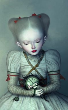 ☆ Keeping Time :¦: Artist Ray Caesar ☆