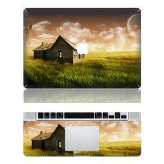 Natural Scenery -- Macbook Protective Decals Stickers Mac Cover Skins Vinyl Case for Apple Laptop Macbook Pro/Macbook Air/iPad