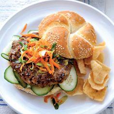 Recept - Teriyakiburger - Allerhande