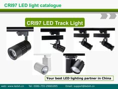 2016 Xinghuo CRI 97 led track light catalogue