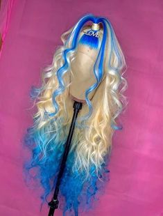 Lace frontal Wigs For Women Henna Hair Dye Wet N Wavy Weave Curly Wigs 30 Inch Human Hair Lace Front Wigs Straight Wigs Copper Hair Blue Black Hair Pretty Hairstyles, Wig Hairstyles, Colored Weave Hairstyles, Hairstyle Ideas, School Hairstyles, Updo Hairstyle, Everyday Hairstyles, Bride Hairstyles, Lace Front Wigs