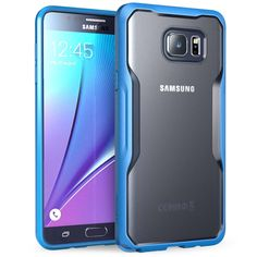 Supcase SUP-Note5-Unicorn-Frost/Blue Samsung Galaxy Note 5 Case FrostBlue
