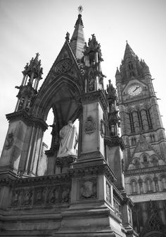 Manchester Town Hall by Foley Photography UK