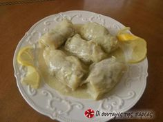 Great recipe for Greek Stuffed Cabbage Leaves (Lahanodolmades). A simple traditional dish Recipe by golfo Greek Dinners, Using A Pressure Cooker, Greek Cooking, Pork Dishes, Greek Recipes, Different Recipes, Love Food, Main Dishes, Cooking Recipes