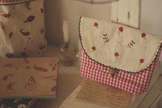 la maison boop!: ☁▵Petite Forêt▵☁ forest embroidery