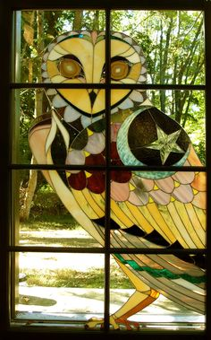 The Glass Cabin: Photo Stained Glass Church, Stained Glass Birds, Stained Glass Designs, Stained Glass Projects, Stained Glass Patterns, Stained Glass Windows, Mosaic Art, Mosaic Glass, Glass Cabin