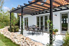 Pavilion Architecture, Modern Architecture House, Sustainable Architecture, Residential Architecture, Conservatory Garden, Terrace Garden, Patio Pergola, Backyard, Pergola Shade