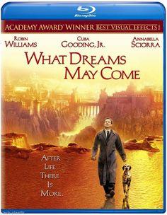 What Dreams May Come (Blu-ray Disc) Robin Williams/Cuba Gooding, Jr.