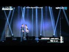 [140115 GOT7 Showcase LIVE] Jackson & Jr Dance- Centipede By Knife Party